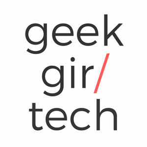 Logo for Geek Girl Tech
