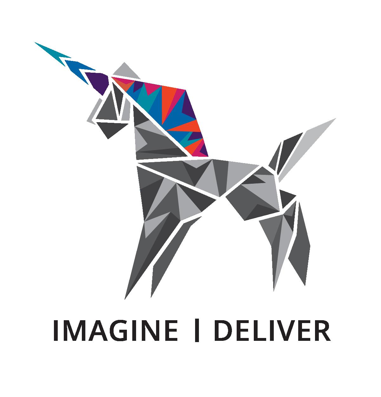 Logo for Imagine Deliver