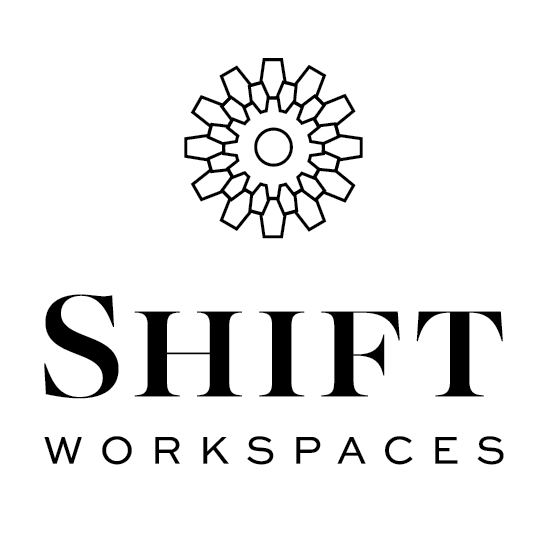 Logo for Shift Workspaces