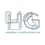 Logo for HG ingeniería y construcciones s.a.s