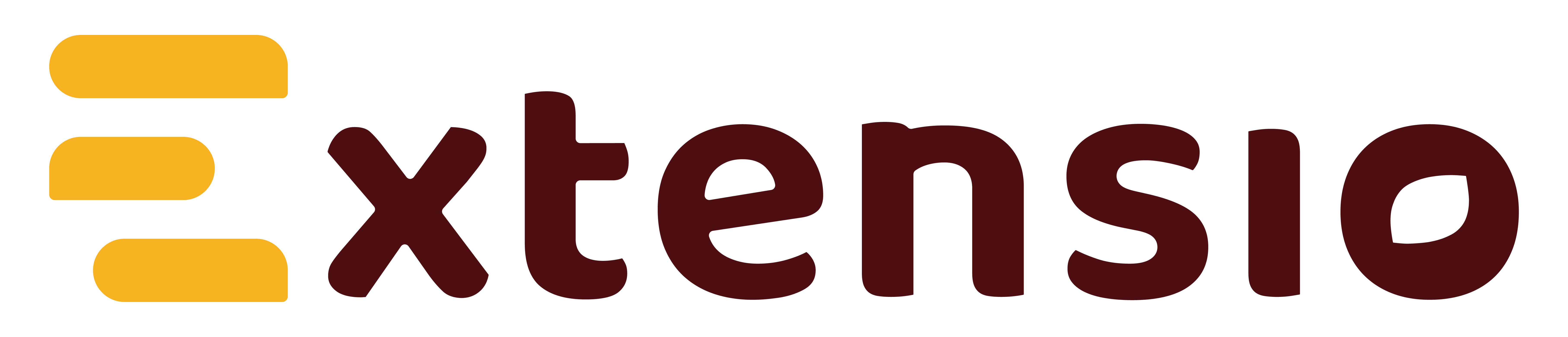 Logo for Extensio