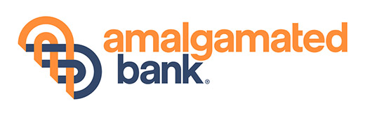 Logo for Amalgamated Bank
