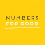 Logo for Numbers for Good