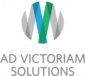 Logo for Ad Victoriam Solutions