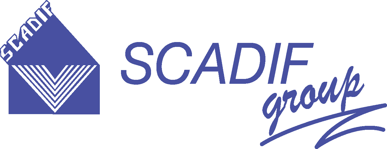 Logo for SCADIF spa