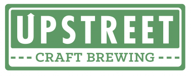Logo for Upstreet Craft Brewing