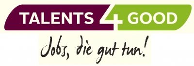 Logo for Talents4Good GmbH