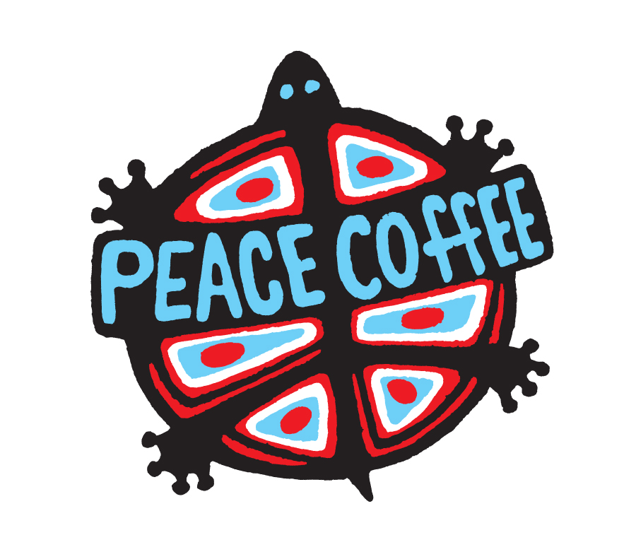 Logo for Peace Coffee