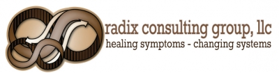 Logo for Radix Consulting Group, LLC