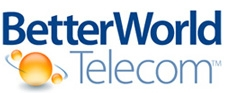 Logo for BetterWorld Telecom