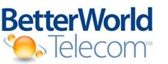 Logo for BetterWorld Telecom