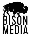 Logo for Bison Media