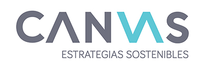 Logo for CANVAS Estrategias Sostenibles