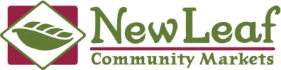 Logo for New Leaf Community Markets
