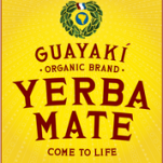 Logo for Guayaki Sustainable Rainforest Products