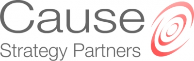 Logo for Cause Strategy Partners, LLC