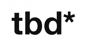 Logo for tbd*