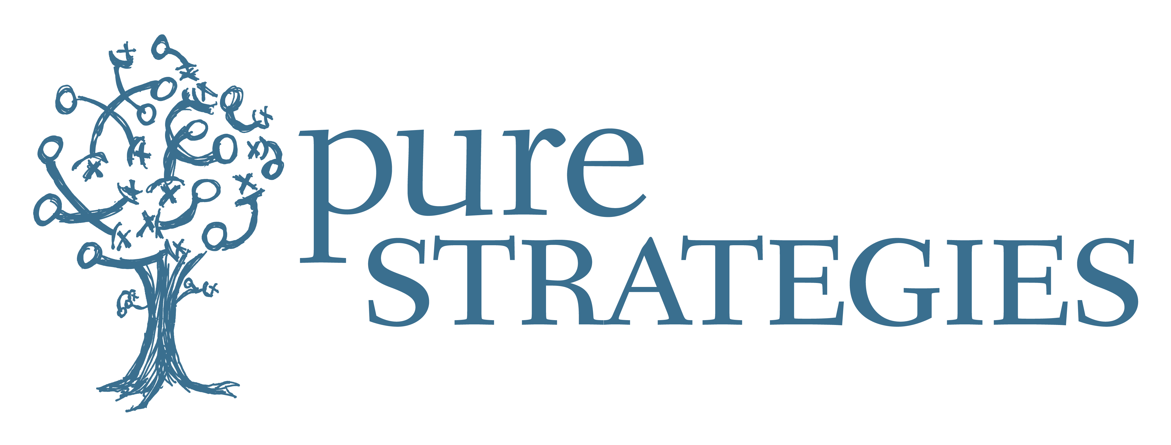 Logo for Pure Strategies