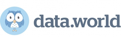 Logo for data.world, Inc.