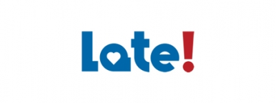 Logo for Late