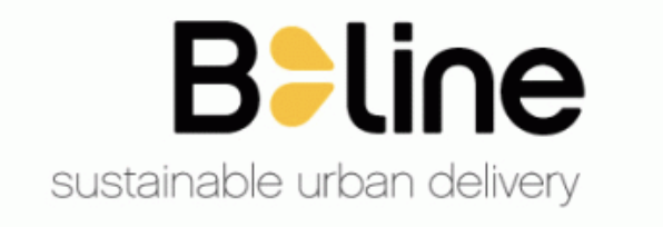 Logo for B-Line Urban Delivery