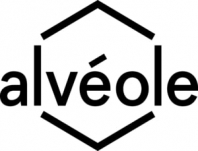 Logo for Alvéole