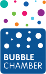 Logo for Bubble Chamber CIC