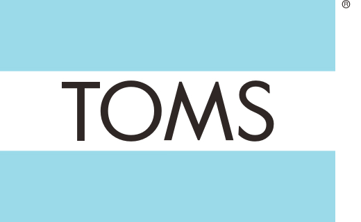 Logo for TOMS