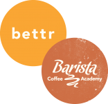 Logo for Bettr Barista