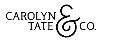 Logo for Carolyn Tate & Co.