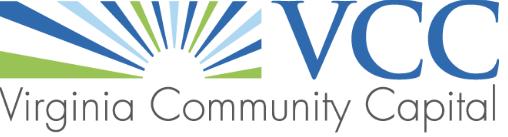 Logo for Virginia Community Capital