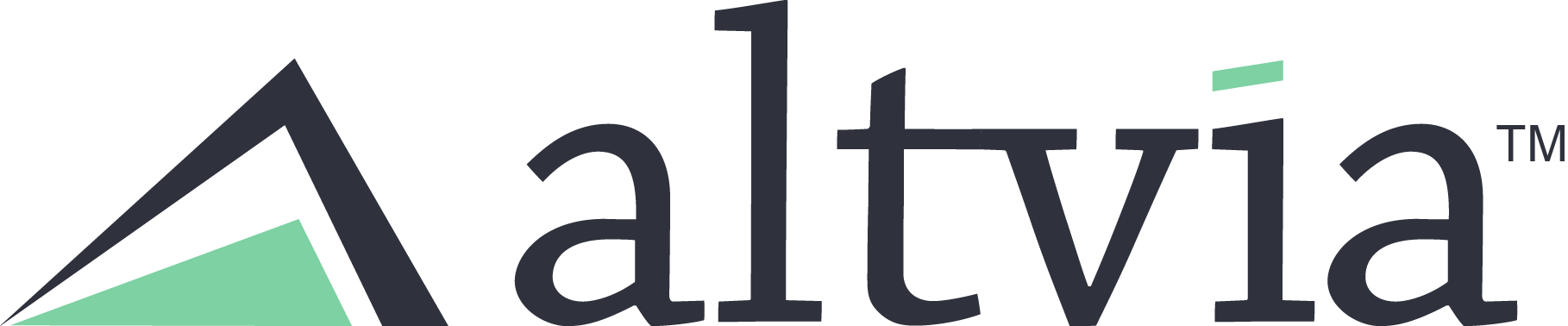 Logo for Altvia Solutions, LLC