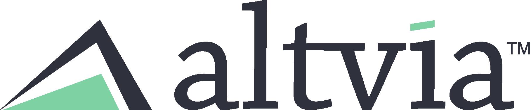 Logo for Altvia Solutions, LLC
