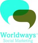 Logo for Worldways Social Marketing