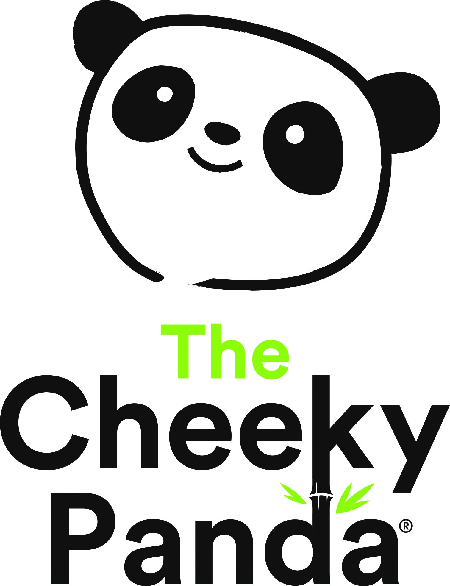 Logo for The Cheeky Panda