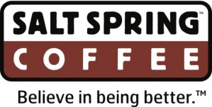 Logo for Salt Spring Coffee