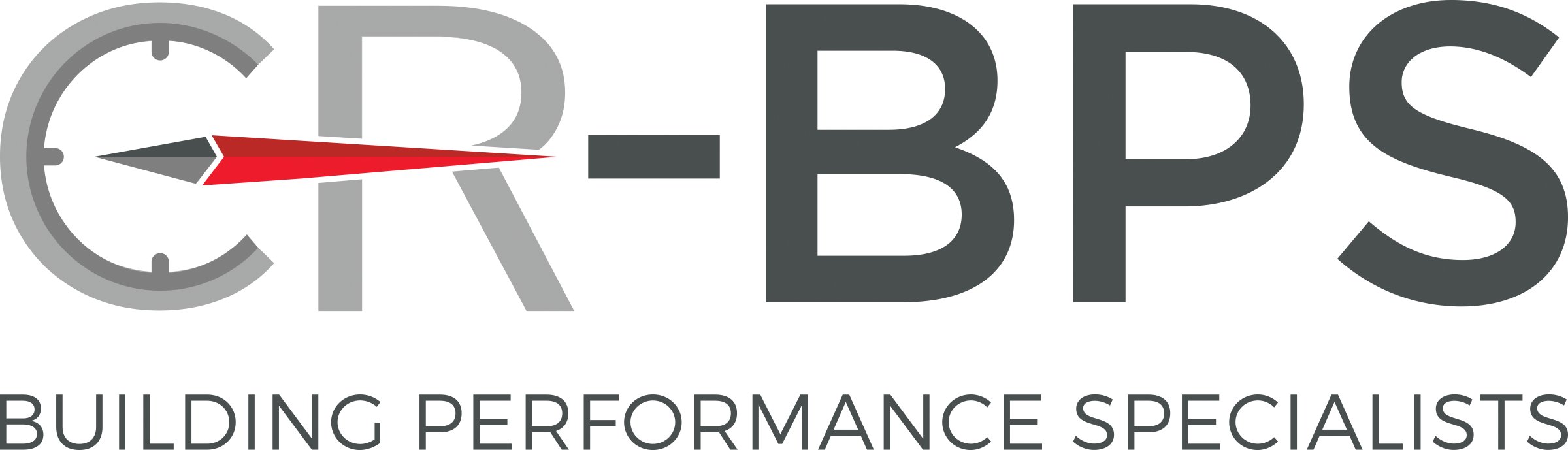 Logo for CR-Building Performance Specialists