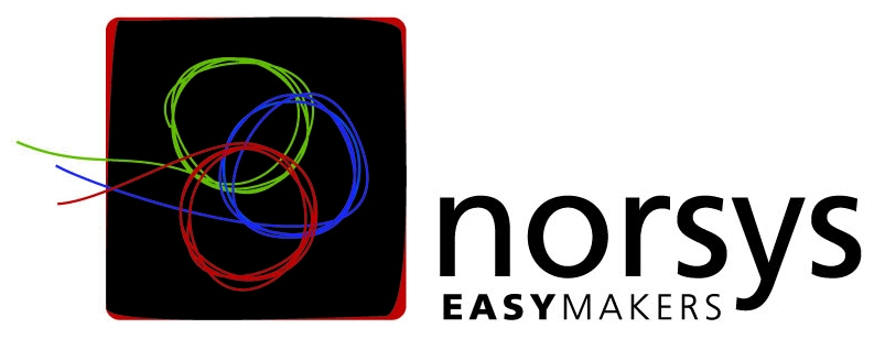 Logo for norsys