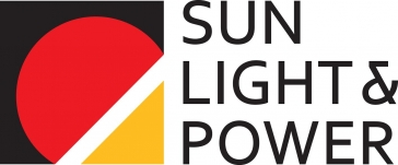 Logo for Sun Light & Power