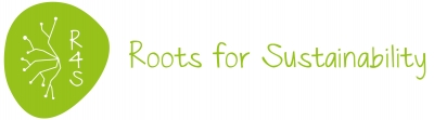 Logo for Roots for Sustainability (R4S)