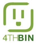 Logo for 4th Bin Inc.