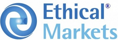 Logo for Ethical Markets Media, LLC
