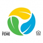 Logo for First Green Bank