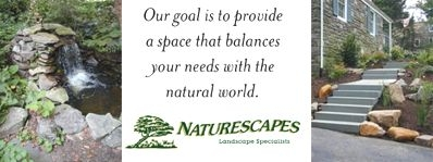 Logo for Naturescapes