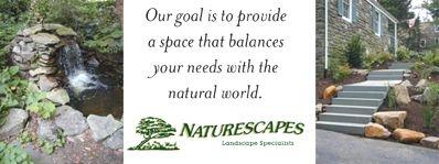 Logo for Naturescapes