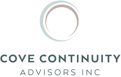 Logo for Cove Continuity Advisors Inc