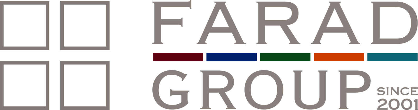 Logo for FARAD Group