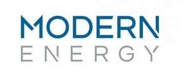 Logo for Modern Energy