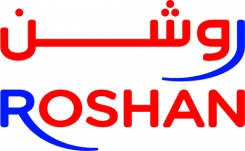 Logo for Telecom Development Company Afghanistan Ltd. (Roshan)