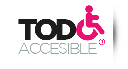 Logo for Todo Accesible SC